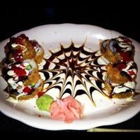 Photo taken at Nakama Japanese Steakhouse by Abbi N. on 5/17/2012
