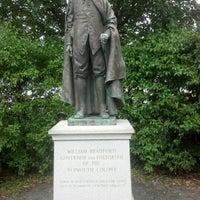 Photo taken at William Bradford Statue by Dean G. on 8/15/2012