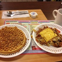Photo taken at Waffle House by Lucian C. on 3/2/2012