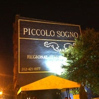 Photo taken at Piccolo Sogno by An 🍳 on 9/1/2012
