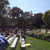 Photo taken at UCLA Perloff Hall by Nicole A. on 6/15/2012