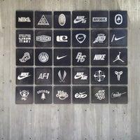 Photo taken at Nike Santa Monica by Brian V. on 6/8/2012