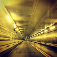 Photo taken at Queens-Midtown Tunnel by Noah F. on 7/31/2012