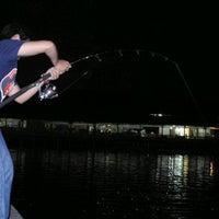 Photo taken at Bung Sam Ran Fishing Park by Tönzaïndy on 4/16/2012