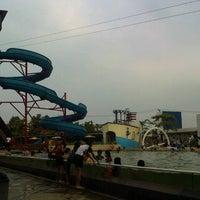 Photo taken at Fun Park Bekasi Timur Regency by Anne H. on 9/9/2012