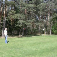 Photo taken at Golfclub Hauptsmoorwald Bamberg e.V. by Samuel E. on 5/2/2012