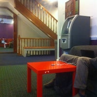 Photo taken at The Amsterdam Hostel by Jason D. on 6/10/2012
