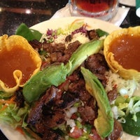Photo taken at La Parrilla Mexican Restaurant by Lise P. on 7/24/2012