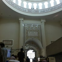 Photo taken at Masjid As-Salam (مسجد السلام) by Toh bern h. on 6/8/2012