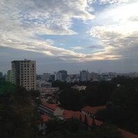 Photo taken at The Avalon Saigon by Sonny N. on 7/29/2012