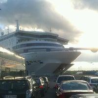 Photo taken at Silja Line Car Check-In by Igor V. on 8/11/2012
