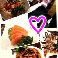 Photo taken at Ai Sushi by kudatarn p. on 9/4/2012