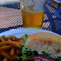 Photo taken at Sunriver Brewing Company by Sheri W. on 7/28/2012
