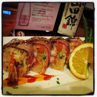 Photo taken at House of Japan-seafood Sushi and steak hibachi by Ellick K. on 5/8/2012