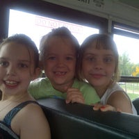 Photo taken at Tracey's Elementary School by Stephanie P. on 5/15/2012