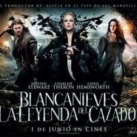 Photo taken at Cinemark Caballito by Claudio B. on 6/3/2012