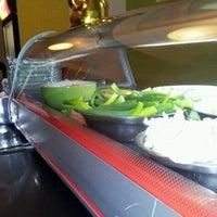 Photo taken at Bonsai Sushi Delivery by José O. on 7/22/2012