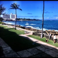 Photo taken at The Condado Plaza Hilton by Robert B. on 2/16/2012
