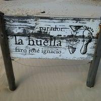 Photo taken at Parador La Huella by 🎀 Catarina N. on 3/15/2012