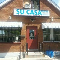 Photo taken at Su Casa Latin Restaurant by Joel A. on 9/1/2012