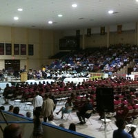 Photo taken at William G. Mennen Sports Arena by stephen h. on 6/20/2012