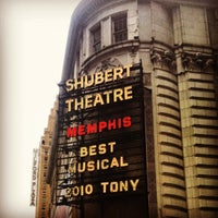 Photo taken at Shubert Theatre by Emily on 8/1/2012