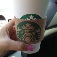 Photo taken at Starbucks by Diana Z. on 3/13/2012