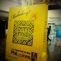 Photo taken at Duty Free Philippines by Jesson L. on 6/8/2012