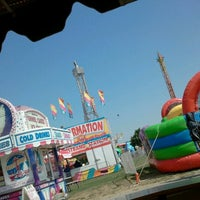 Photo taken at Champlain Valley Exposition by Jennifer F. on 8/25/2012