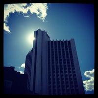 Снимок сделан в Готель «Турист» пользователем Andrey F. 9/9/2012