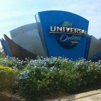 Photo taken at Universal Orlando Resort by Gevorck M. on 9/2/2012