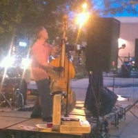 Photo taken at Northcenter Town Square by Julie T. on 8/16/2012
