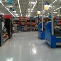 Photo taken at Walmart Supercenter by Brandie B. on 6/7/2012