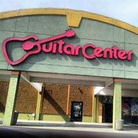 Photo taken at Guitar Center by Mike D. on 5/18/2012