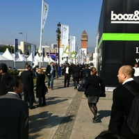 Photo taken at Mobile World Congress 2012 by Alessandro C. on 3/1/2012