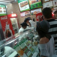 Photo taken at Subway by Victor P. on 6/23/2012