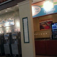 Photo taken at You Say When Yogurt Shoppe At Westshore Plaza by Claudia F. on 2/27/2012