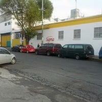 Photo taken at Sigma Alimentos CEDI Centeno by Alfonso G. on 7/6/2012