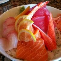 Photo taken at Tasu Asian Bistro by Nathan M. on 5/24/2012