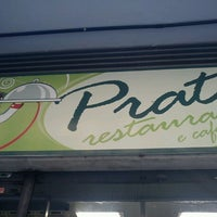Photo taken at Prato Restaurante e Café by Elaine S. on 7/5/2012