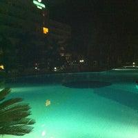 7/27/2012 tarihinde Lakiziyaretçi tarafından Presa Di Finica Hotel & Suites'de çekilen fotoğraf