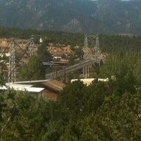 Photo taken at Royal Gorge Bridge & Park by Frank S. on 7/17/2012