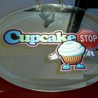 Photo taken at CupcakeStop by Tracy Renee J. on 5/2/2012