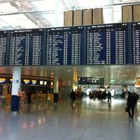 Photo taken at Terminal 2 by Thomas H. on 7/2/2012