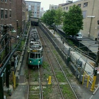 Photo taken at MBTA Fenway Station by SupahFans S. on 5/21/2012