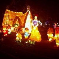 Photo taken at Celebration of Lights by Jeffry H. on 8/21/2012