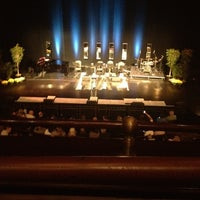 Photo taken at The Hippodrome Theatre at the France-Merrick Performing Arts Center by Jayme A. on 3/24/2012