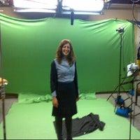 Photo taken at Kabbalah Centre Studio by Michael O. on 3/29/2012