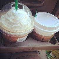 Photo taken at Starbucks by Robin S. on 8/17/2012