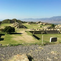 Photo taken at Monte Albán by Ismael L. on 4/7/2012